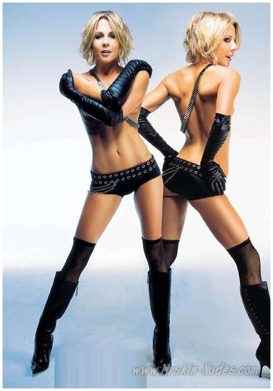 als magazine nude models