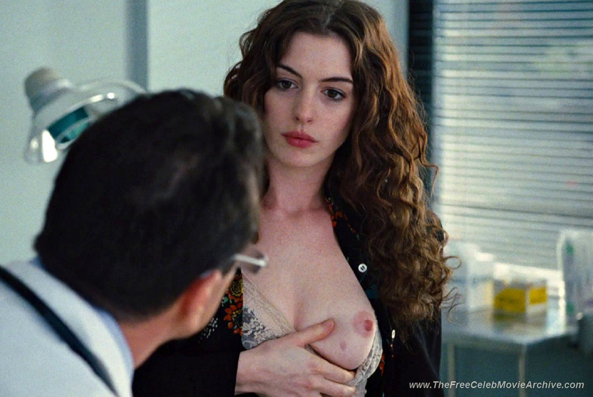 anne hathaway hairy pussy shots