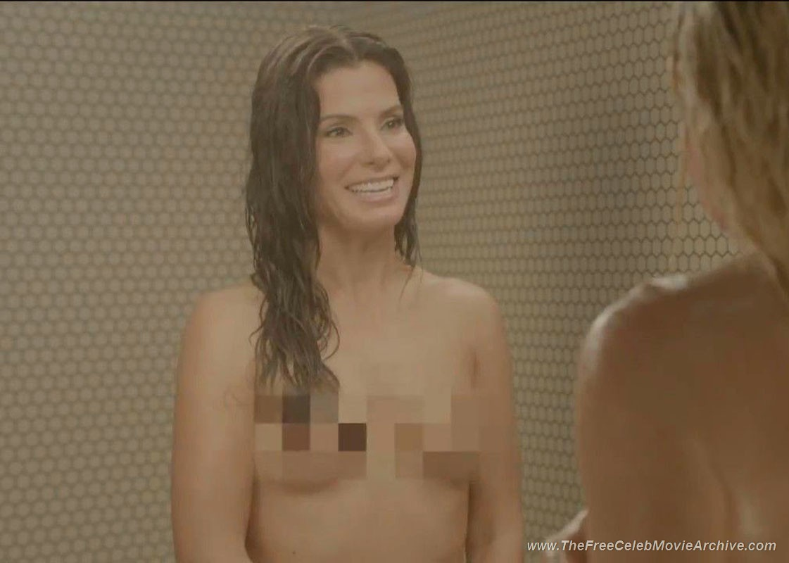 Everything. have Sandra bullock actress porn touching words