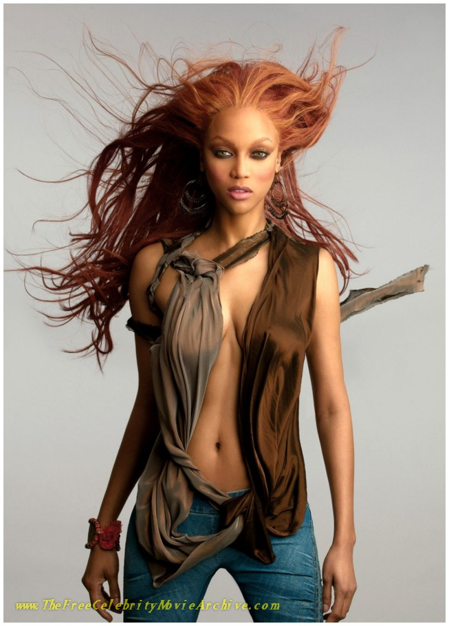 Tyra Banks Nude Pictures