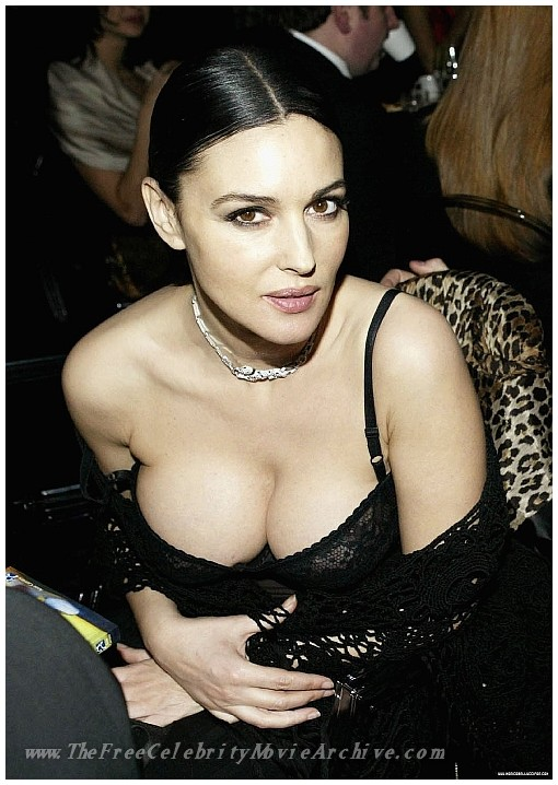 Monica bellucci nude free video