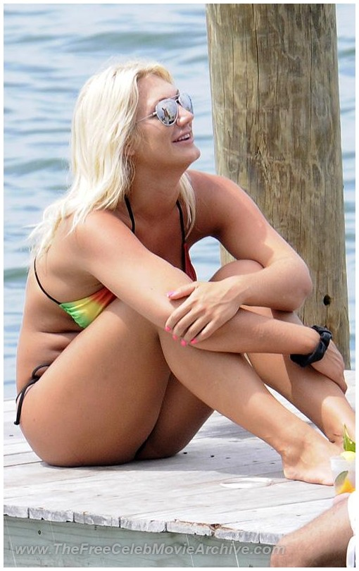 Brooke hogan nues fausses photos
